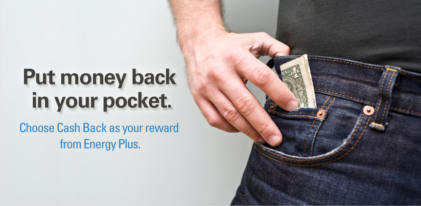 EP Cash Back Reward